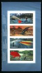 Canada #2087a booklet pane