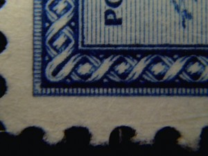 7¢ Airmail re-entry